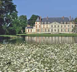 Domaine du château de Courson