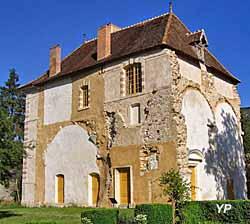 Abbaye Notre-Dame - pavillon de l'abbaye