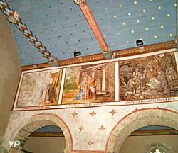 Chapelle de Coadry (Mairie de Scaër)
