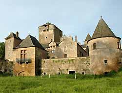 château des Bourines (doc. Office de tourisme du Laissagais)