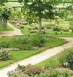 Manoir de La Possonnière - jardins