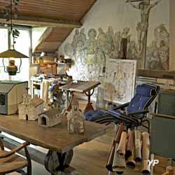 Maison-atelier Foujita