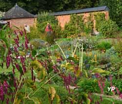 Parc et jardins du château d'Acquigny - potager