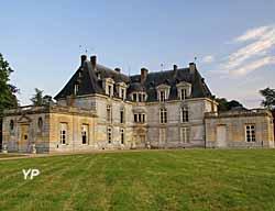 Parc et jardins du château d'Acquigny (d'Esneval)