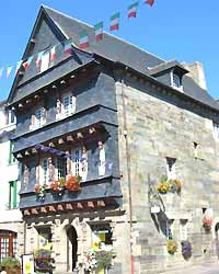 maison du Sénéchal à Carhaix