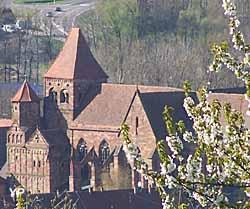 Abbatiale Saint-Étienne