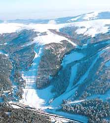 pistes de ski alpin de La Bresse
