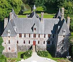 Château de Cerisy-la-Salle (Archives Pontigny-Cerisy)