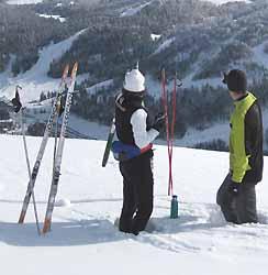 ski nordique à La Bresse (doc. Office de Tourisme et Loisirs La Bresse)