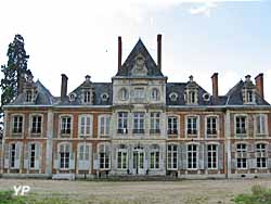 Château de Pinterville (E. de Feuardent)