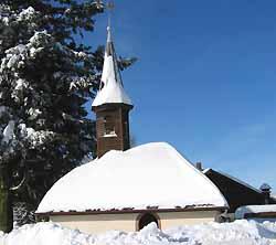 chapelle du Brabant Bouchaux à la Bresse (doc. Office de Tourisme et Loisirs La Bresse)
