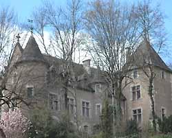 Château moderne de Caylus (XVIIIe s.) (doc. OT Caylus)