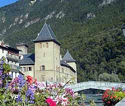 Camping gcu les m nuires saint martin de belleville - Office de tourisme saint martin de belleville ...