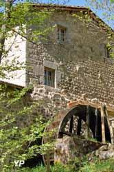 Moulin à farine et à huile (Moulin de Vignal)