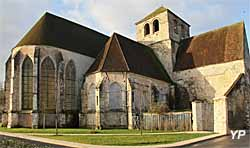Eglise Saint-Ayoul (OT Provins - JF Bénard)