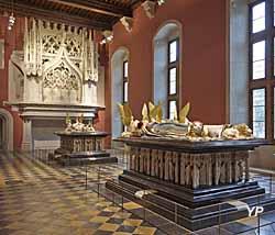 Musée des beaux-arts de Dijon - salle des Tombeaux