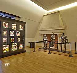 Musée des beaux-arts de Dijon - salle des armes