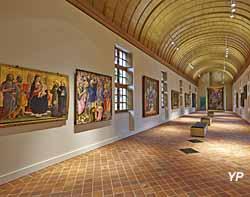 Musée des beaux-arts de Dijon - galerie de Bellegarde