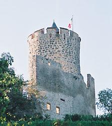 tour du château de Kaysersberg