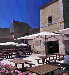 Château de Vaux-le-Vicomte - restaurant
