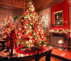 Noël à Vaux-le-Vicomte