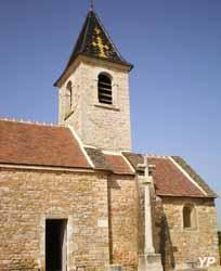 Chapelle Notre-Dame-de-Pitié de Fissy (Lugny Patrimoine)