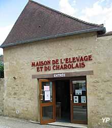 Maison de l'Élevage et du Charolais - outils d'autrefois
