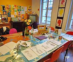 Maison familiale d'Henri Matisse - ateliers