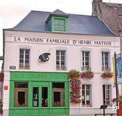 Maison familiale d'Henri Matisse - ateliers (Maison Matisse)