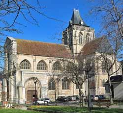 Église abbatiale Saint Taurin (Office de tourisme du Grand Evreux )