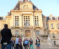 Hôtel de ville (Office de tourisme du Grand Evreux)