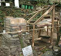 Ancienne Mine d'Or et d'Antimoine - Journées du patrimoine 2013