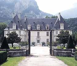 château Béranger à Sassenage (XVIIe s.) (Mairie de Sassenage)