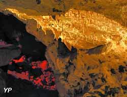 grotte des Cuves de Sassenage (doc. Mairie de Sassenage)