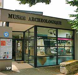 Musée de Civaux (Hélène Crouzat)