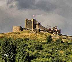 Château de Calmont d'Olt (Nicolas Peeters)