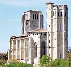 Collégiale Saint Pierre (OT La Romieu)