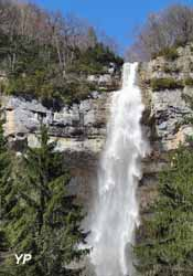 Cascade de la Queue de cheval
