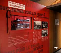 Musée la mémoire de Cransac
