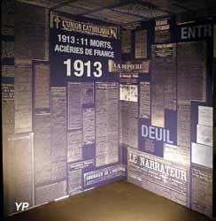 Musée la mémoire de Cransac (OT Cransac)