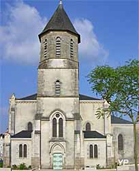Église Sainte-Croix (Office de Tourisme du Val de Vienne)