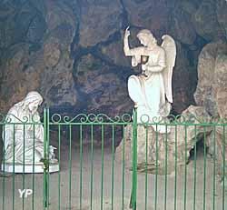 Chapelle d'Arliquet - grotte de l'Agonie