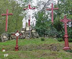 Chapelle d'Arliquet - chemin de croix