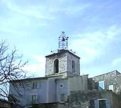 église de Quinson (doc. OT Quinson)