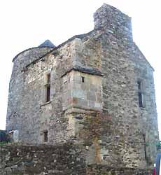 maison du Sénéchal à Najac