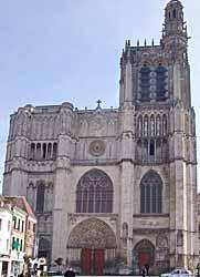 Cathédrale Saint-Etienne de Sens (Service Communication Ville de Sens)