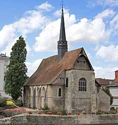Église Saint-Maurice (Service Communication Ville de Sens)