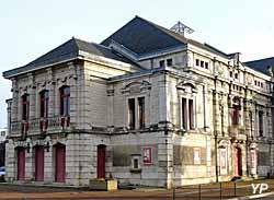 Théâtre municipal (Service Communication Ville de Sens)