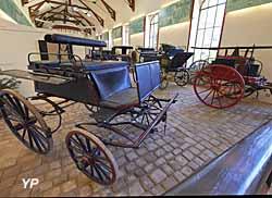 Haras national d'Hennebont - voitures hippomobiles