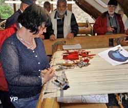 Atelier de Françoise Vernaudon - Lissière (Françoise Vernaudon)